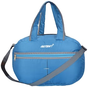 Justcraft 3325 Skyblue 30 Ltr Duffle Bags