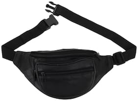 K London Black Waist Bag