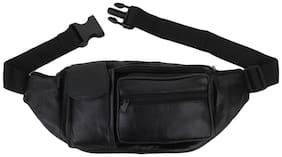 K London Black Waist Bag