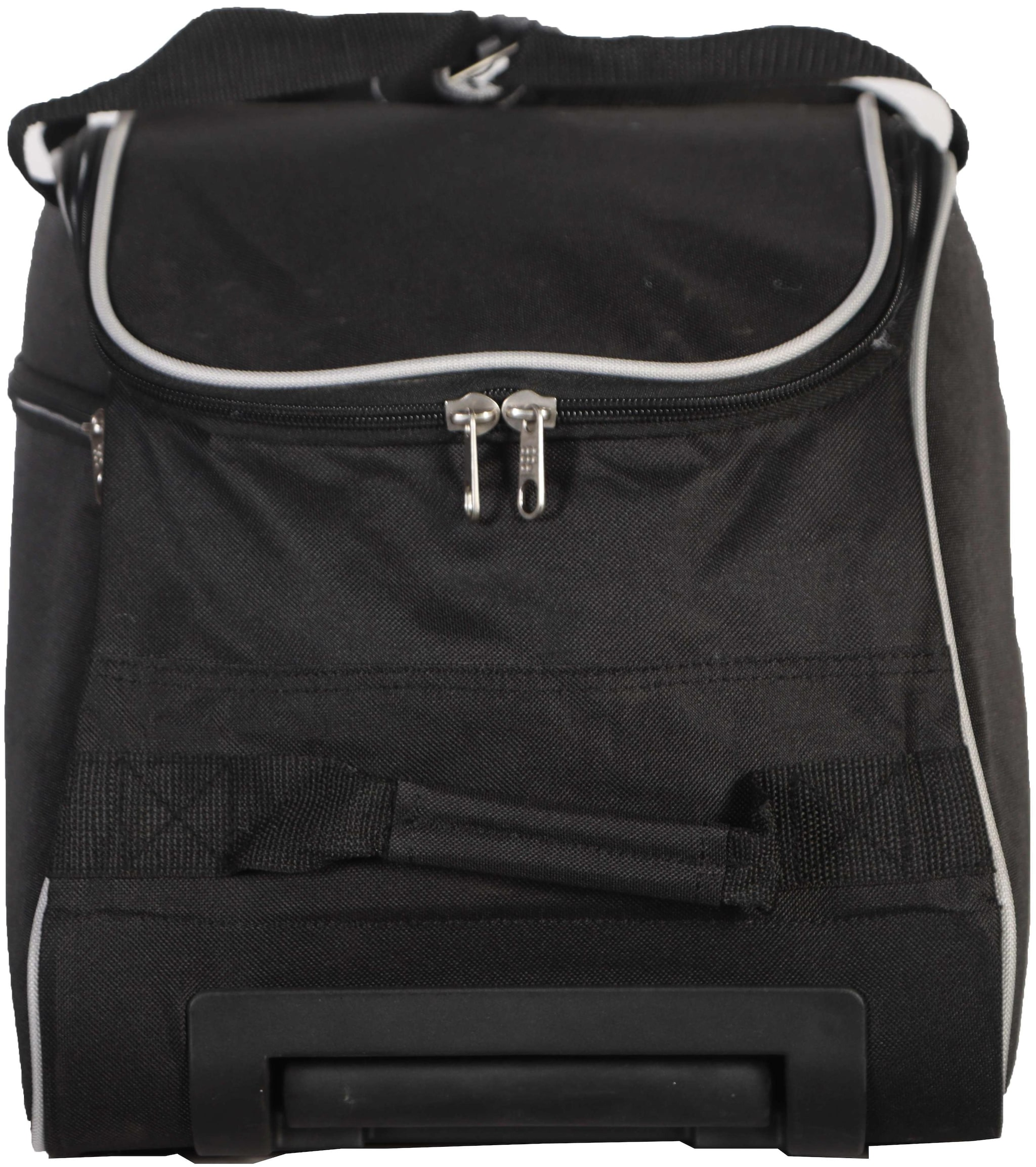 ebf08cd0922 Buy Kamiliant Polyester Men Duffle Bag - Black Online at Low Prices in  India - Paytmmall.com