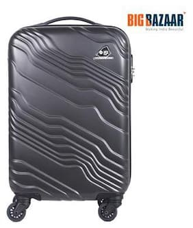 Kamiliant by American Tourister Cabin Size Hard Luggage Bag - Grey , 4 Wheels