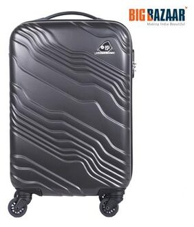 Kamiliant Kanyon Hard Trolley 55 cm (Grey)