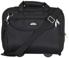 Kara Black Travel Bag
