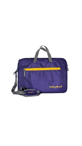 Kelvin Planck 15.6 inch  Purple Polyester Laptop Sleeve for  Hp Pavilion G6