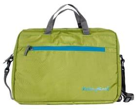 Kelvin Planck Waterproof Laptop Sleeve - Green