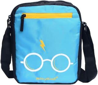 Kelvin Planck Sling Bags Blue