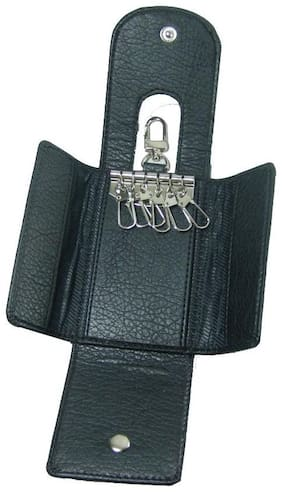 Keychain with doghook (400418-Black )