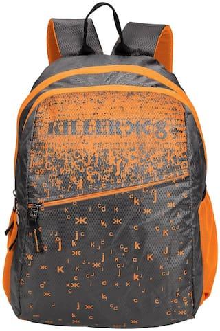 Killer KLC_BP_20016_ECO - D.GREY Waterproof Backpack