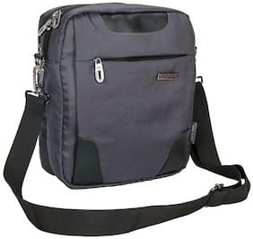 Killer Traviti Casual Travel Sling Bag - Premium quality Shoulder Messenger Bag for Men - Grey