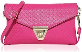 Kleio Elegant Designer Sleek Clutch Sling for Girls