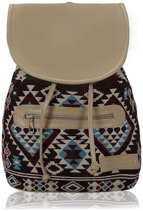 Kleio Multi Faux Leather Backpack