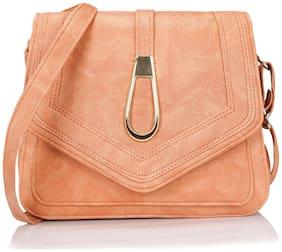 Kleio Women Solid PU - Sling Bag Multi