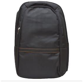 Knott Black Laptop Bag.