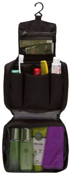 kudos Travel Bag Toiletries Portable Storage Bathroom Organizer for Women Makeup or Men Shaving Kit