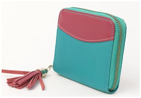 Solid Wallets ( Blue;Pink )