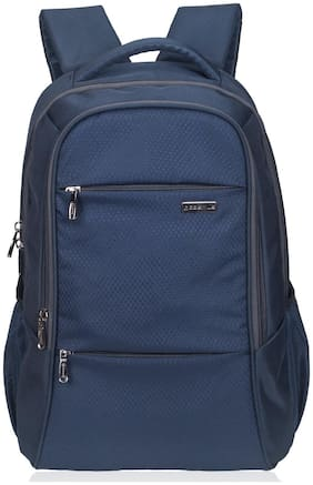 Laptop Backpack for 15.6 inch Laptop - Cosmus Darwin 29 litres Office Backpack - sleek everyday use backpack - Navy Blue