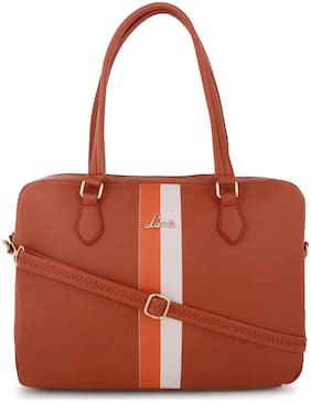 LAVIE Pu Women Handheld bag - Pink