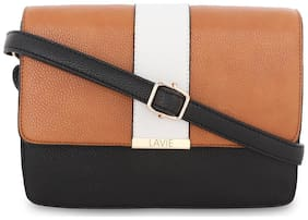 Lavie Black Women Shoulder Bag