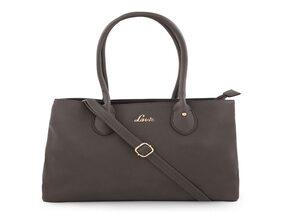 Lavie Grey Large Handbags