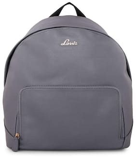 Lavie Grey Medium BackPacks