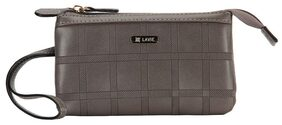 Lavie Women Grey Wallet
