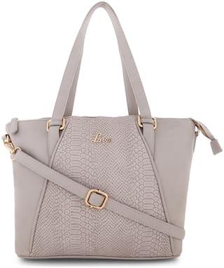 LAVIE Pu Women Shoulder bag - Grey