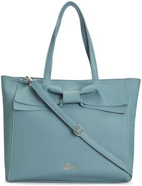 LAVIE Green PU Handheld Bag