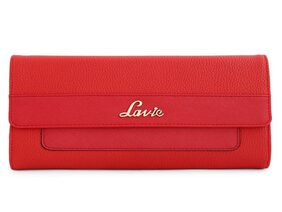 Lavie Red Small Wallets