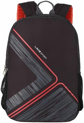 LAVIE SPORT Black Polyester Backpack