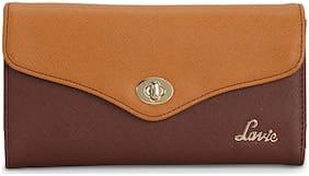 LAVIE Women Brown PU Wallet