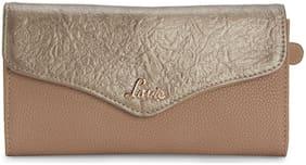 LAVIE Women Beige PU Wallet