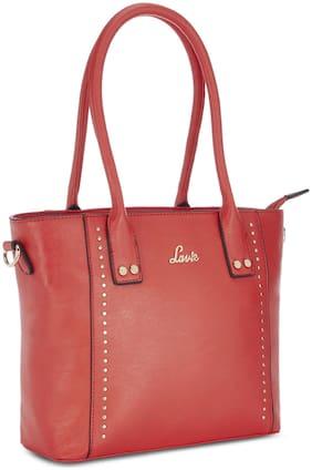 LAVIE Orange Synthetic Shoulder Bag