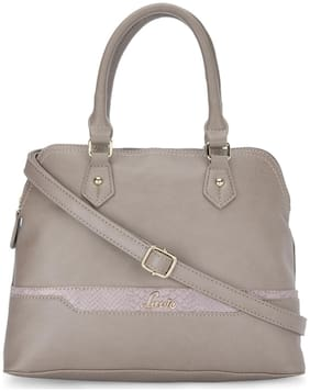LAVIE Pu Women Shoulder bag - Pink