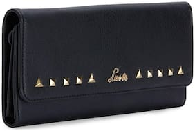 LAVIE Women Black Synthetic Wallet