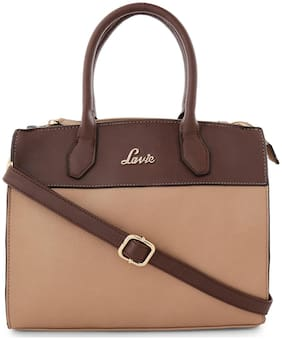 LAVIE Pink PU Satchel