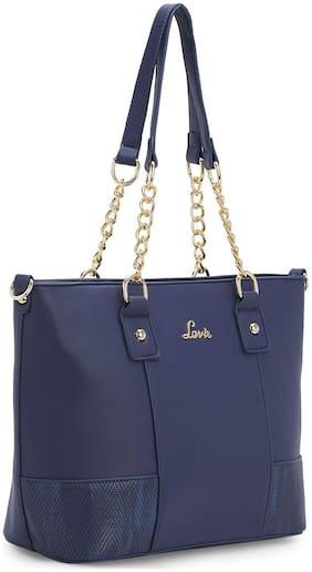 LAVIE Synthetic Women Shoulder bag - Blue