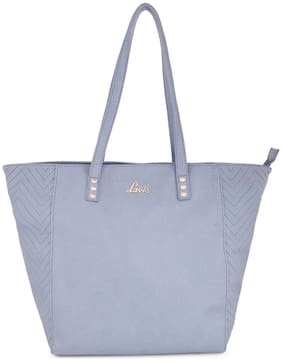 LAVIE Blue PU Shoulder Bag