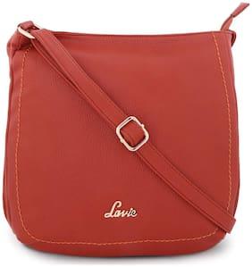 Regular Sling Bag ( Red )
