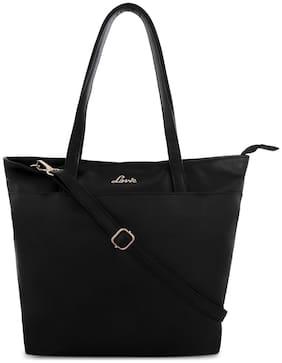 LAVIE Pu Women Handheld bag - Black
