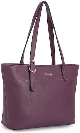 LAVIE Synthetic Women Shoulder bag - Purple