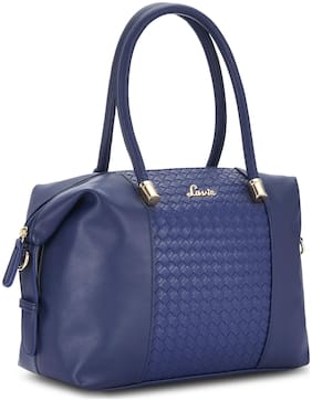 LAVIE Synthetic Women Handheld bag - Blue