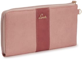 Small Solid Wallets ( Pink )