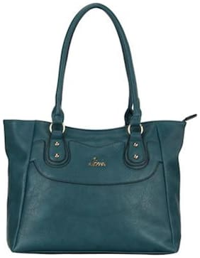 LAVIE Faux leather Women Handheld bag - Green