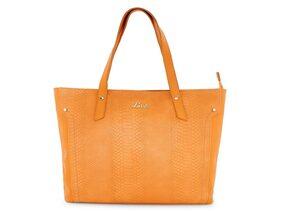 Lavie Yellow Large Handbags
