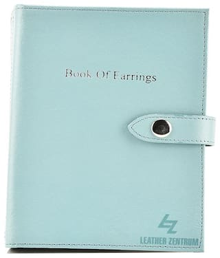 LEATHER EFFECT FAUX LEATHER BOOK OF EARNING