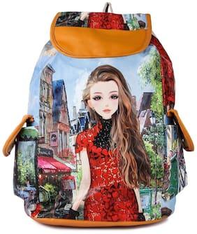Leather Retail Girls Digital Design Bag