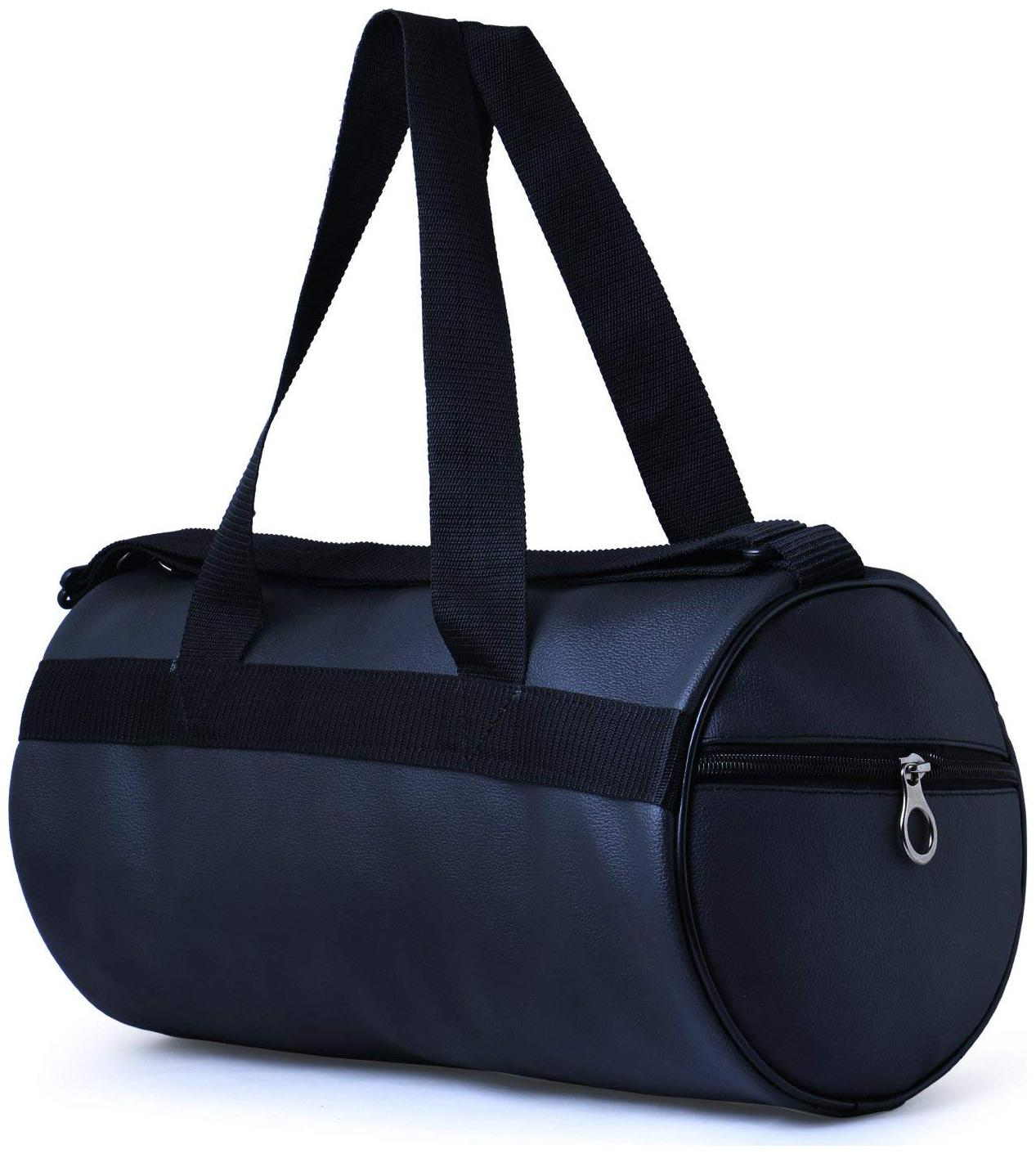 Leather Rite Multi Purpose Gym Bag   Travel Duffel Bag