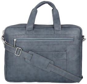 Leather World Laptop messenger bag [ Up to 15 inch Laptop]