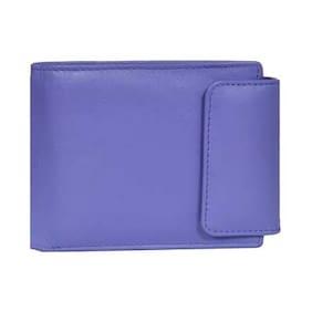 LEATHERSTILE Women Leather Wallet - Purple