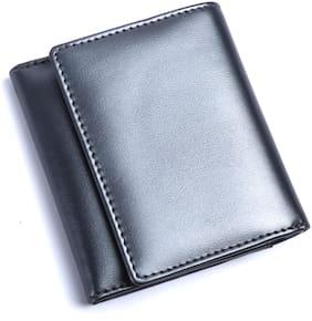 Leatherstile Women Grey Leather Wallet